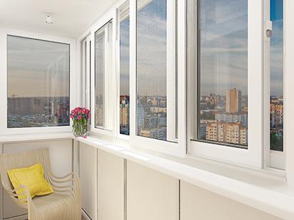паралелно плъзгане за балкони