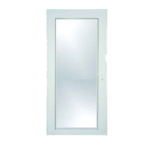 aluminieva-vrata-za-banya-s-ogledalo